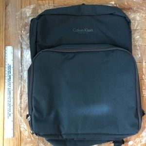 Calvin Klein Fragrances Blue/Grey Backpack